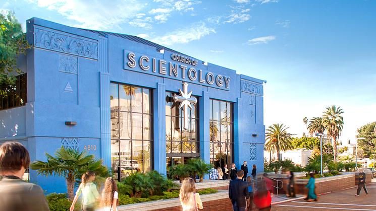 Menilik Peradaban Agama Scientology di Amerika Serikat